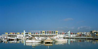 Concesión Puerto deportivo